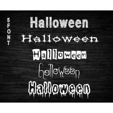 Font svg,halloween font svg,halloween script font,halloween script font svg,halloween ttf file,ttf font for cricut,svg file,ttf file-TP06