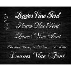 Vine flower grass font svg,vine flower grass script font svg,wine flower grass ttf file,handwriting font,ttf font for cricut,svg file-TP48