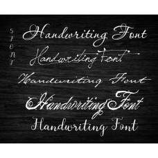 Handwriting font svg,handwriting script font svg,handwriting ttf file,calligraphy font svg,art font svg,ttf font for cricut,svg file-TP53