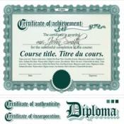 Certificates Design (0)